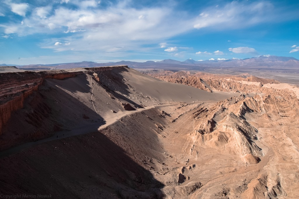 Nic nie będzie - pustynia Atacama