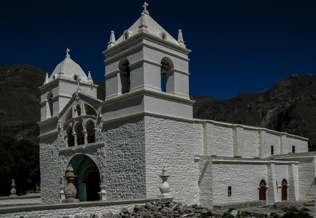 Kościół w Cobanaconde