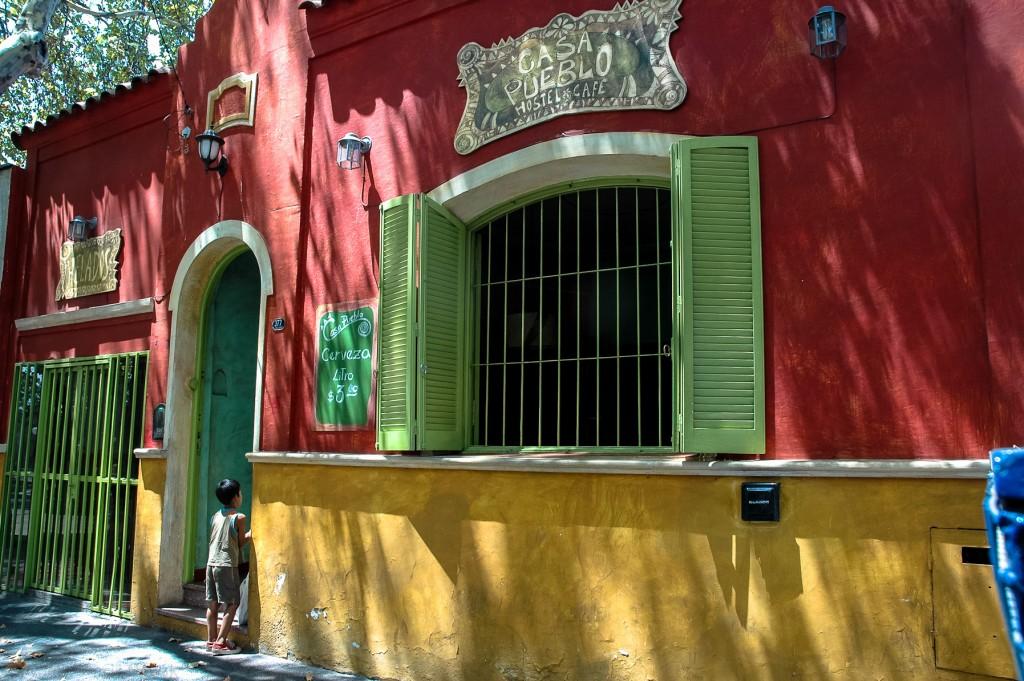 Casa Pueblo - Mendoza