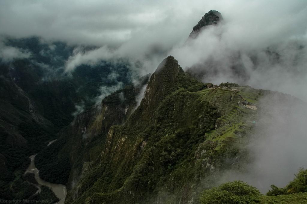 Miasto w chmurach - Machu Picchu
