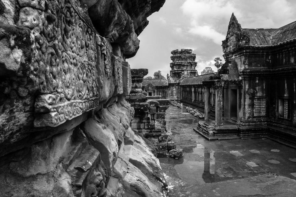 Kamienne miasto - Angkor Wat
