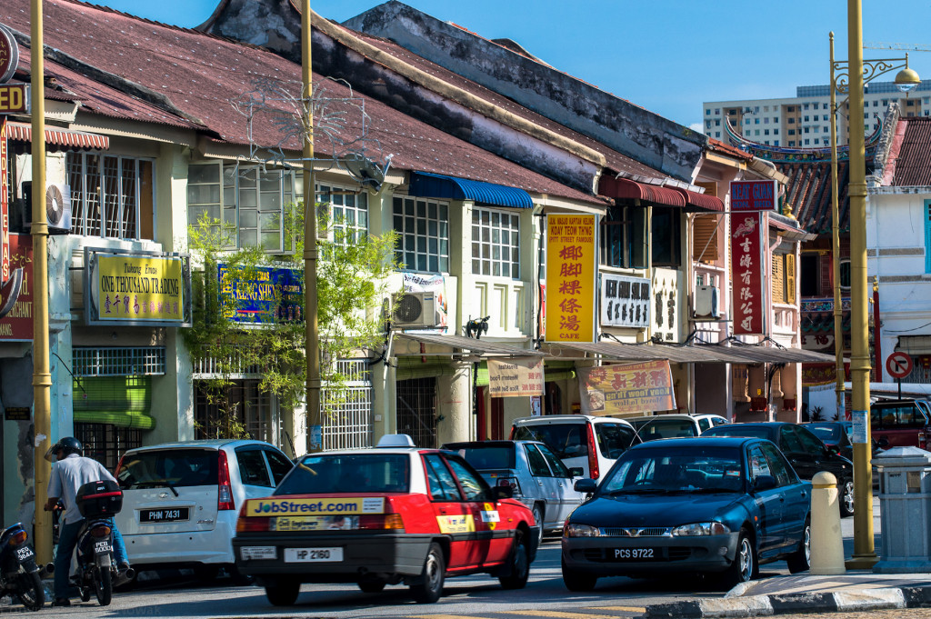 Ulica w George Town