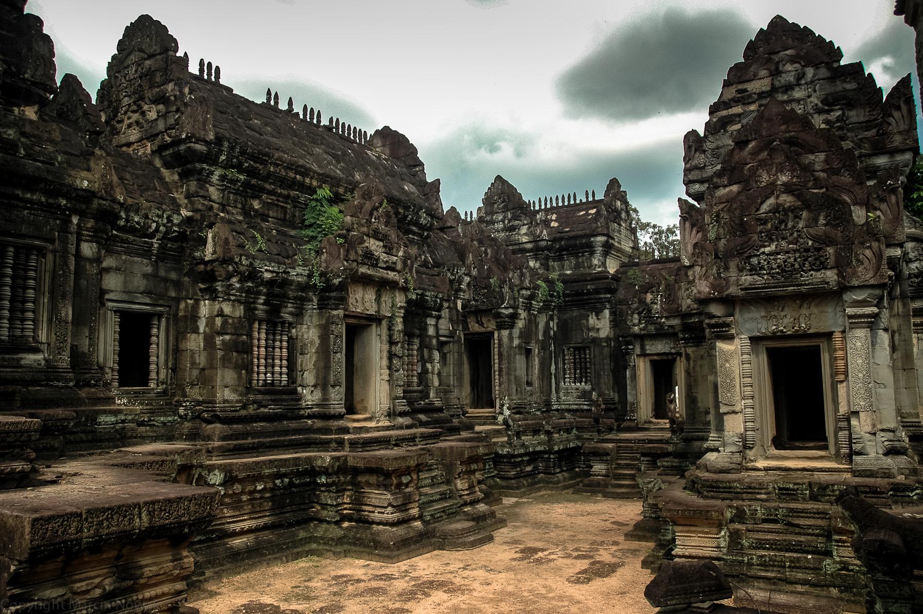 Ĺšwiątynie Angkoru