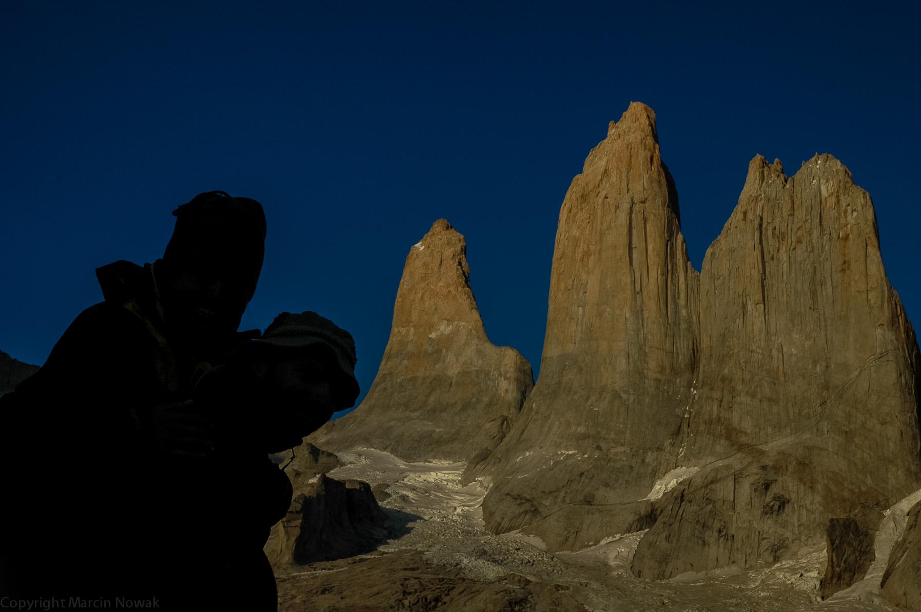 Torres del Paine i my