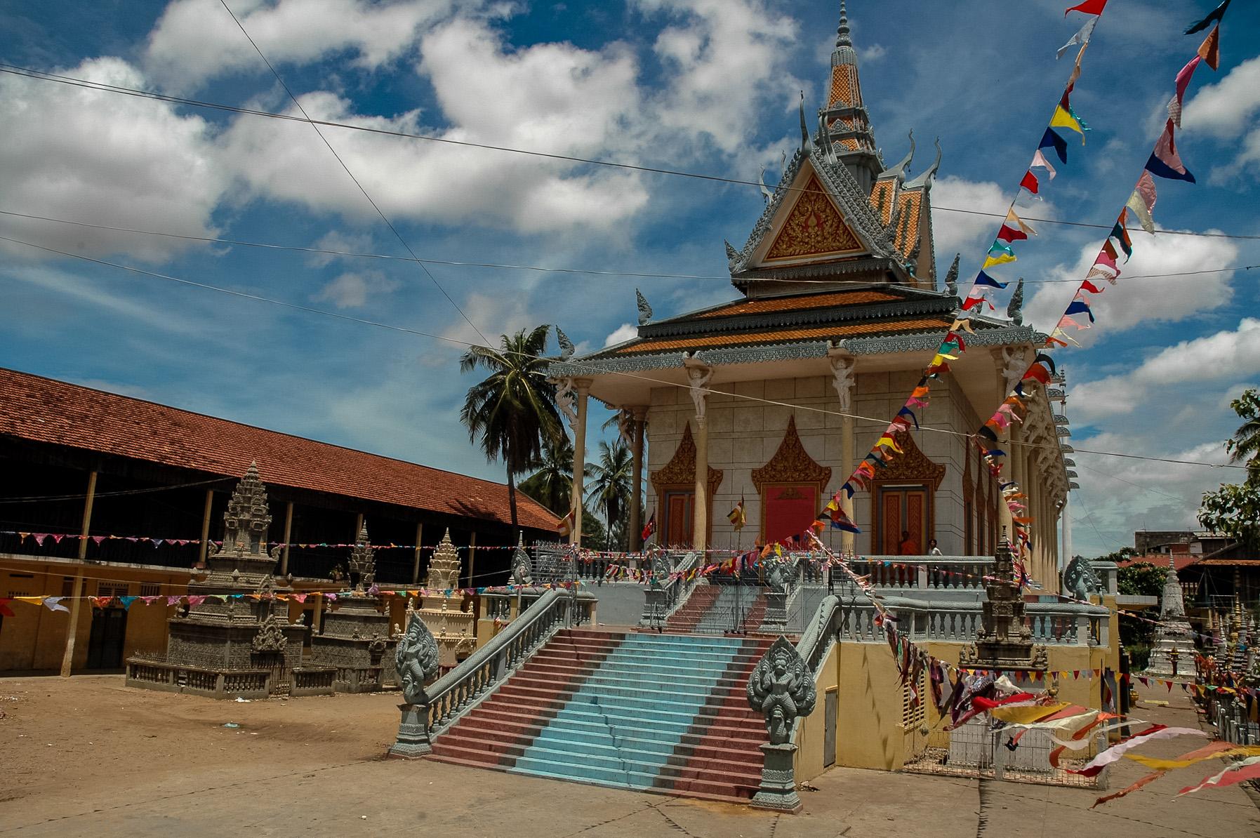Kolorowa świątynia