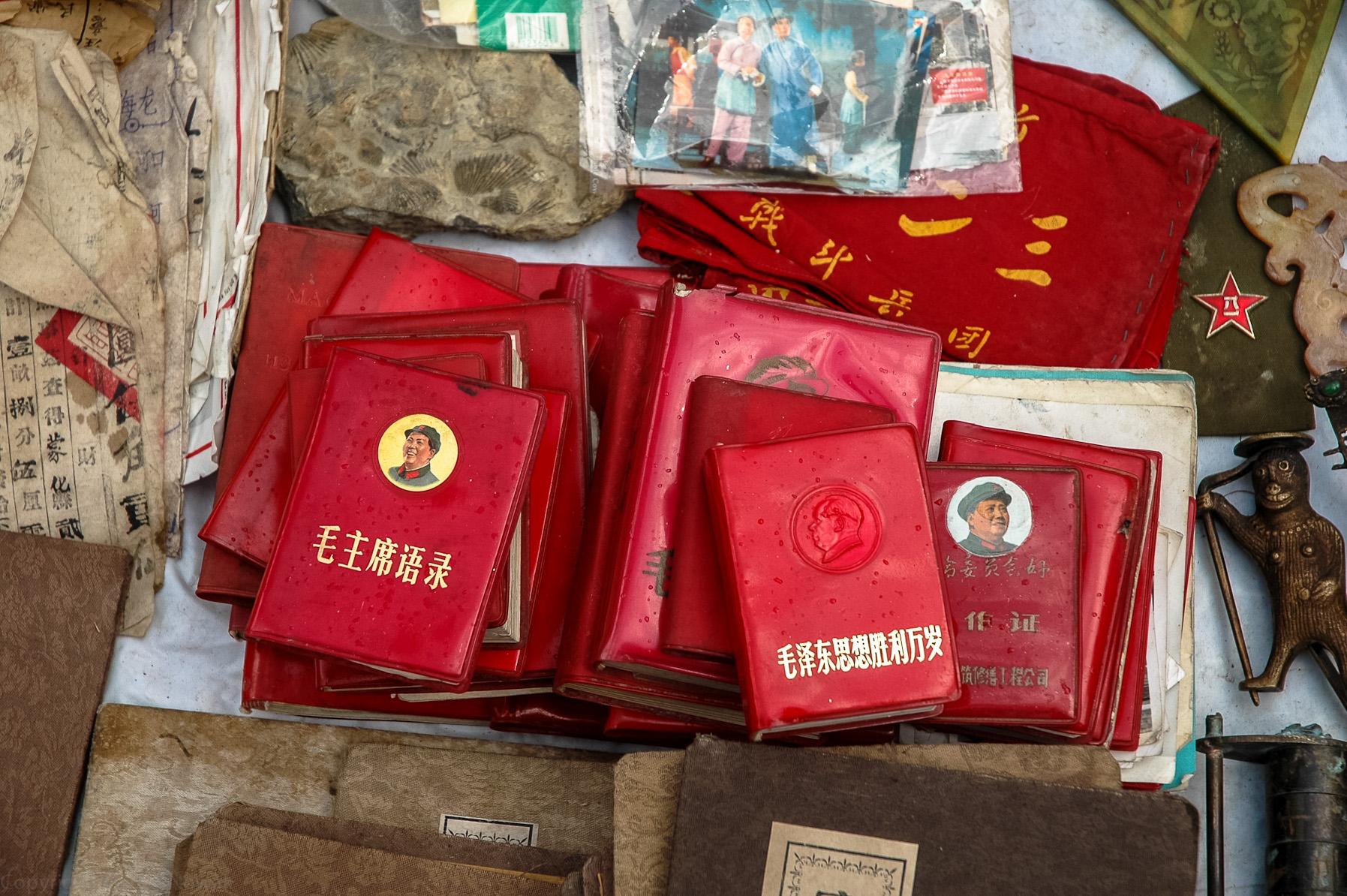 Czerwone książeczki