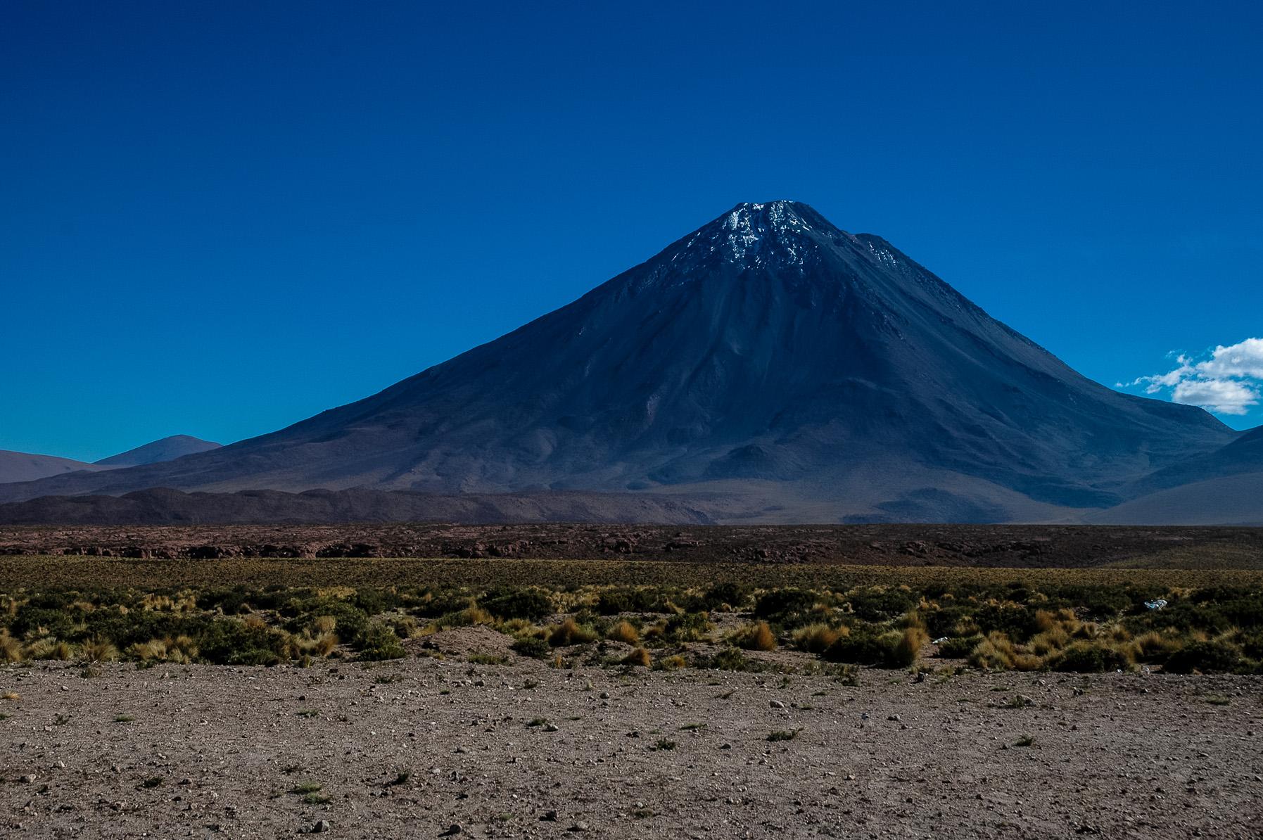 Wulkan Licancabur, Boliwia