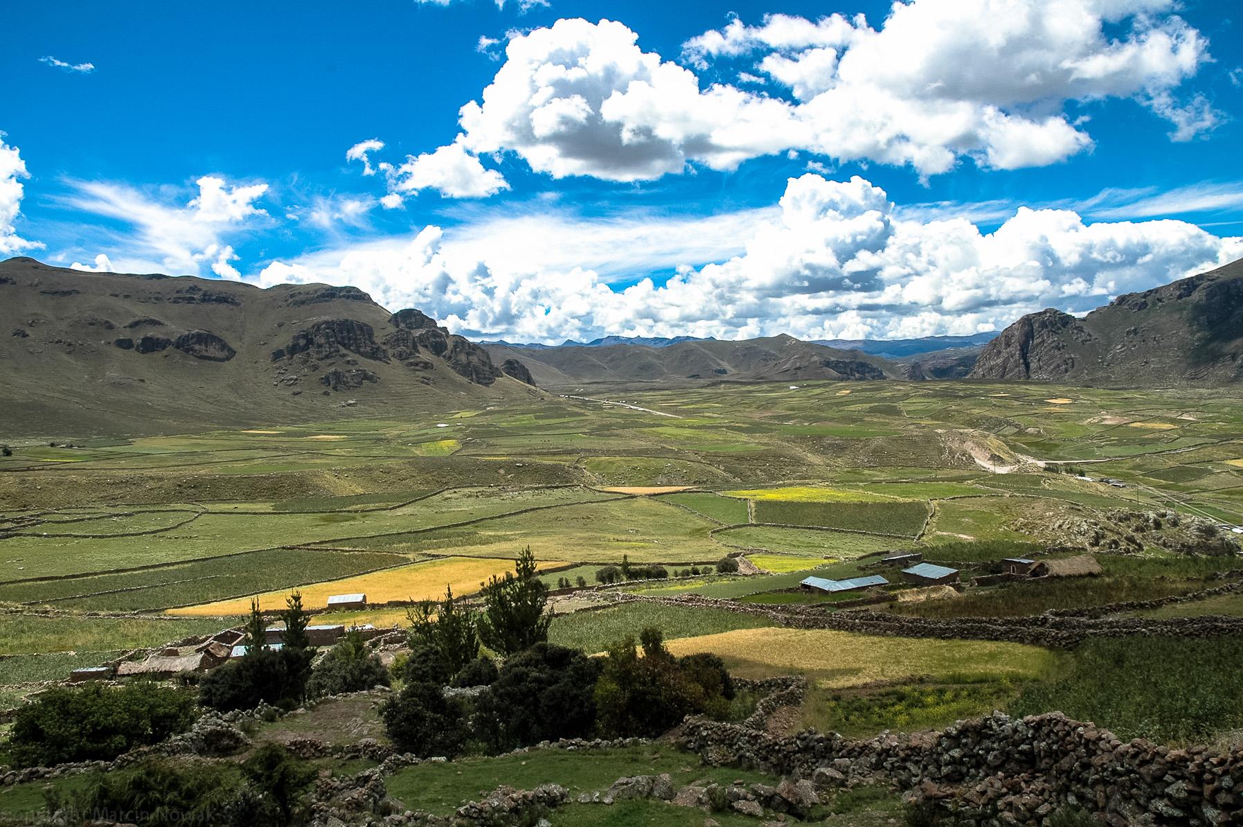 Dolina wioski Tuti