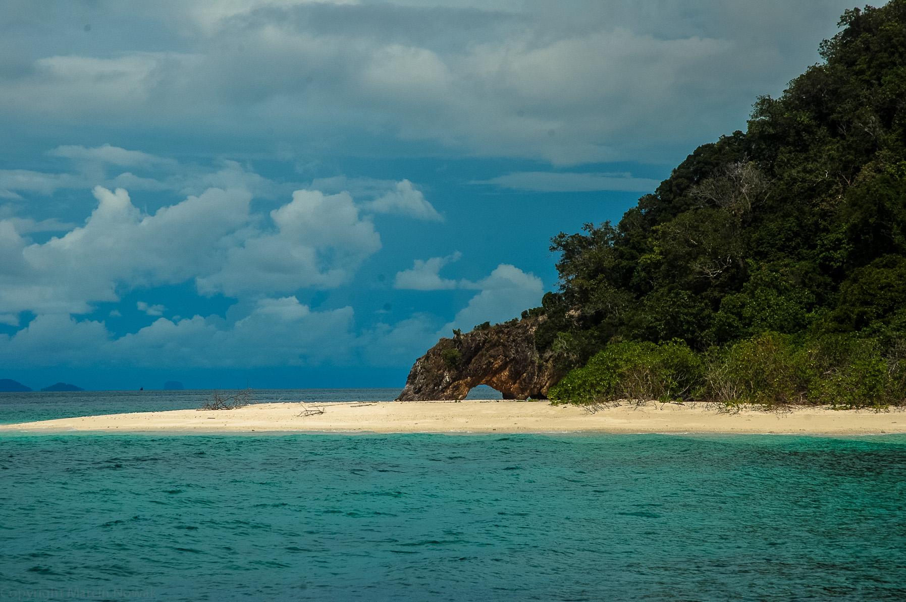 Tajlandia, okolice Koh Lipe