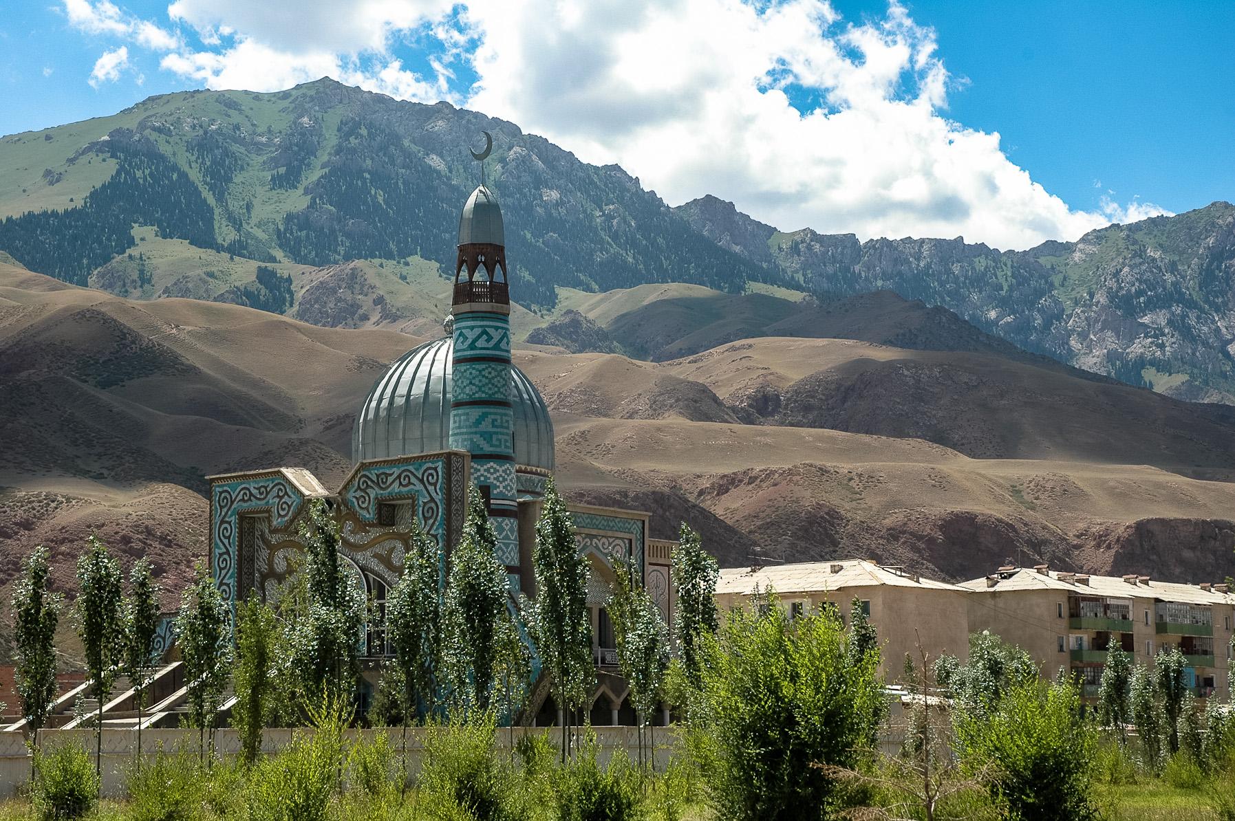 Meczet w Narynie