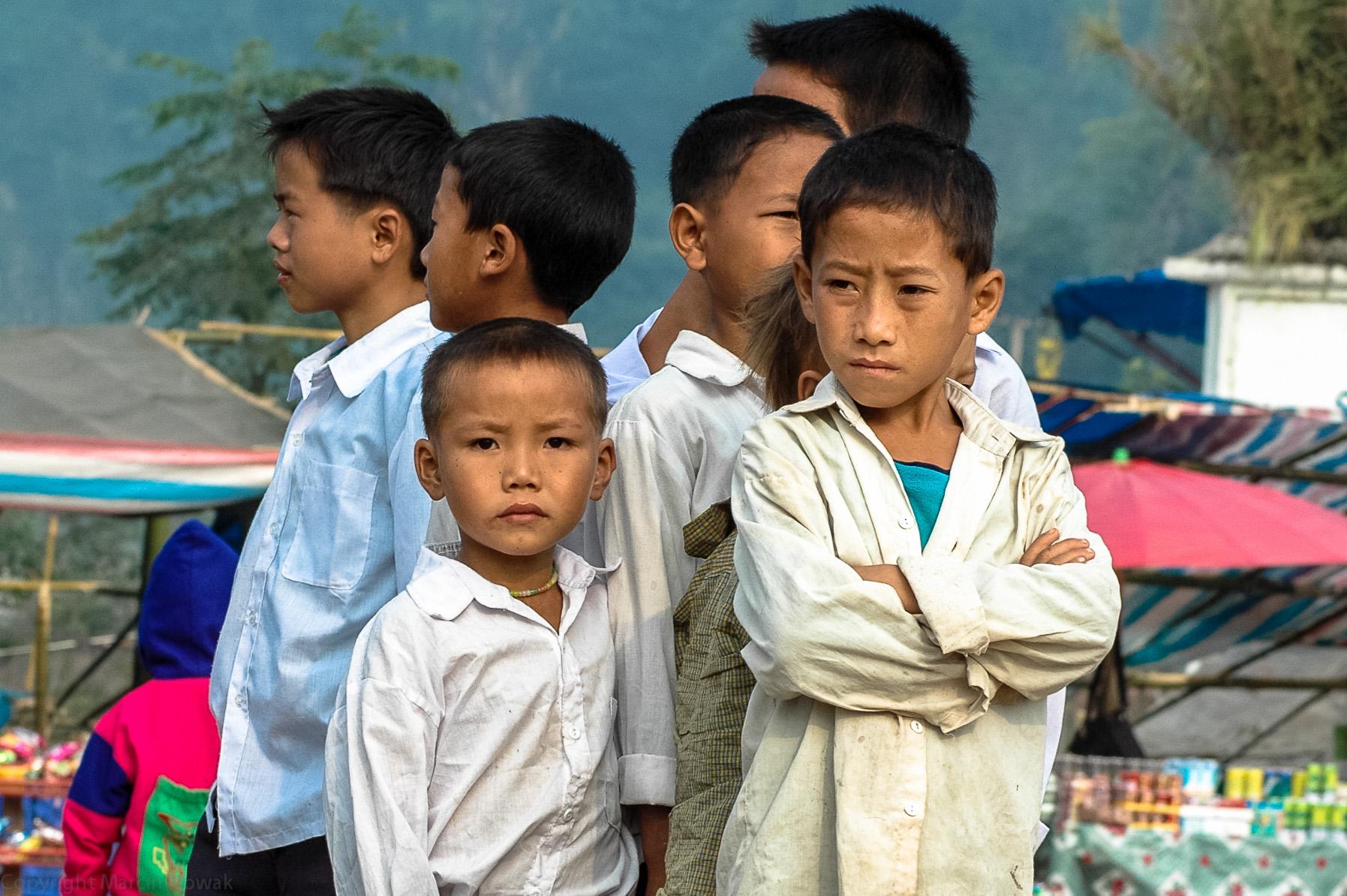 Chłopcy z Vieng Xay