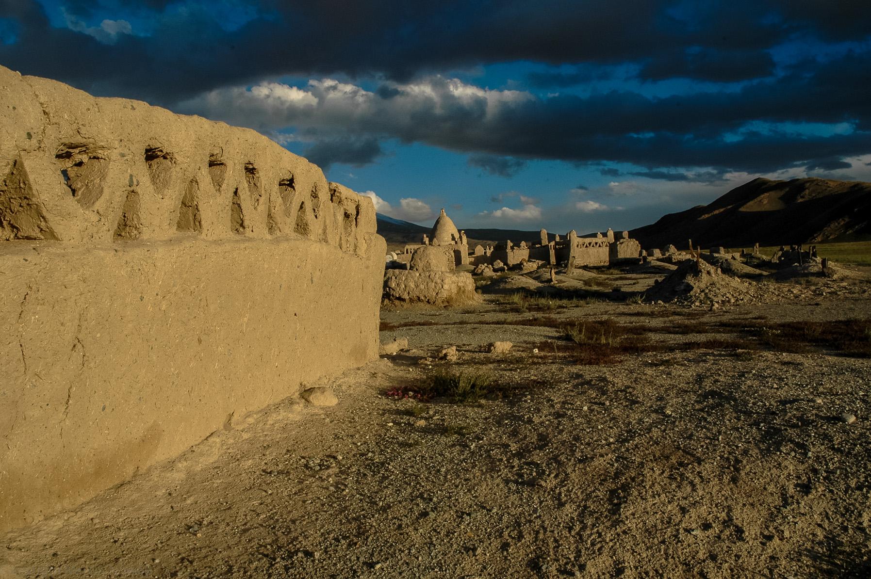 Cmentarz pod Muzgagh Atą