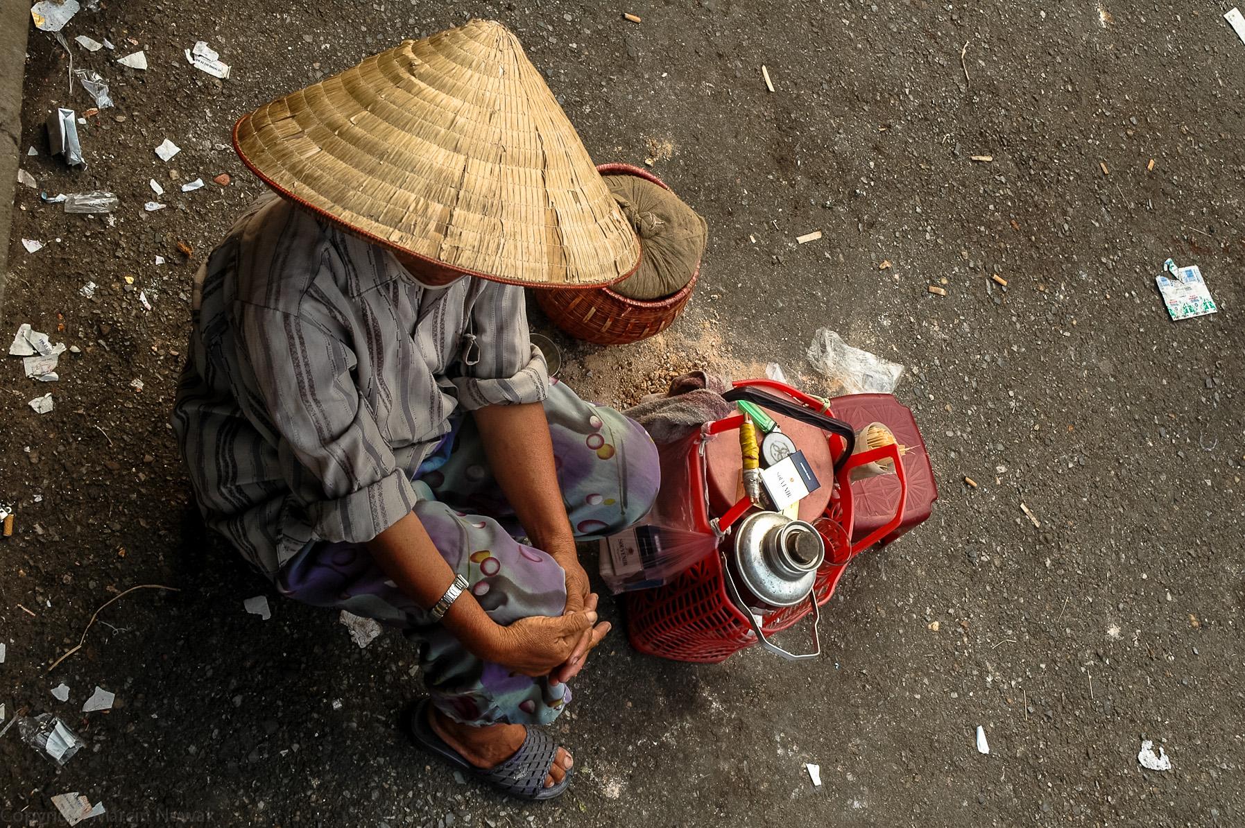 Na wietnamskiej ulicy